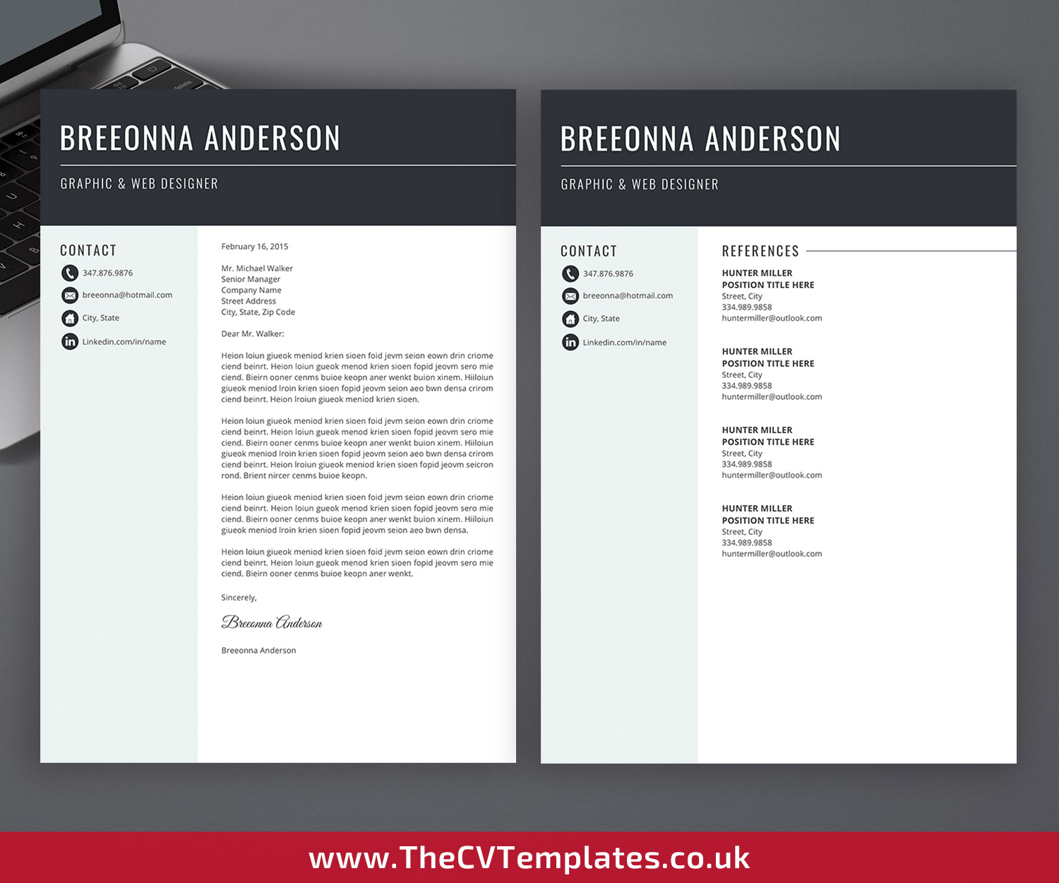 Home decorating style 2021 for avery labels template 5366 download, you can see avery labels template 5366 download and more pictures for home interior designing 2021 218064 at resume example ideas. Modern Cv Template For Word Cover Letter Walker Instant Download Mac Pc Professional Resume Template 1 And 2 Pages Resume Design Templates Stationery Itreen Com