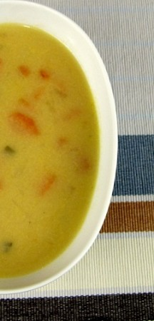 Cheese Beer Soup