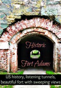 fort adams www.theadailyadventuresofme.com