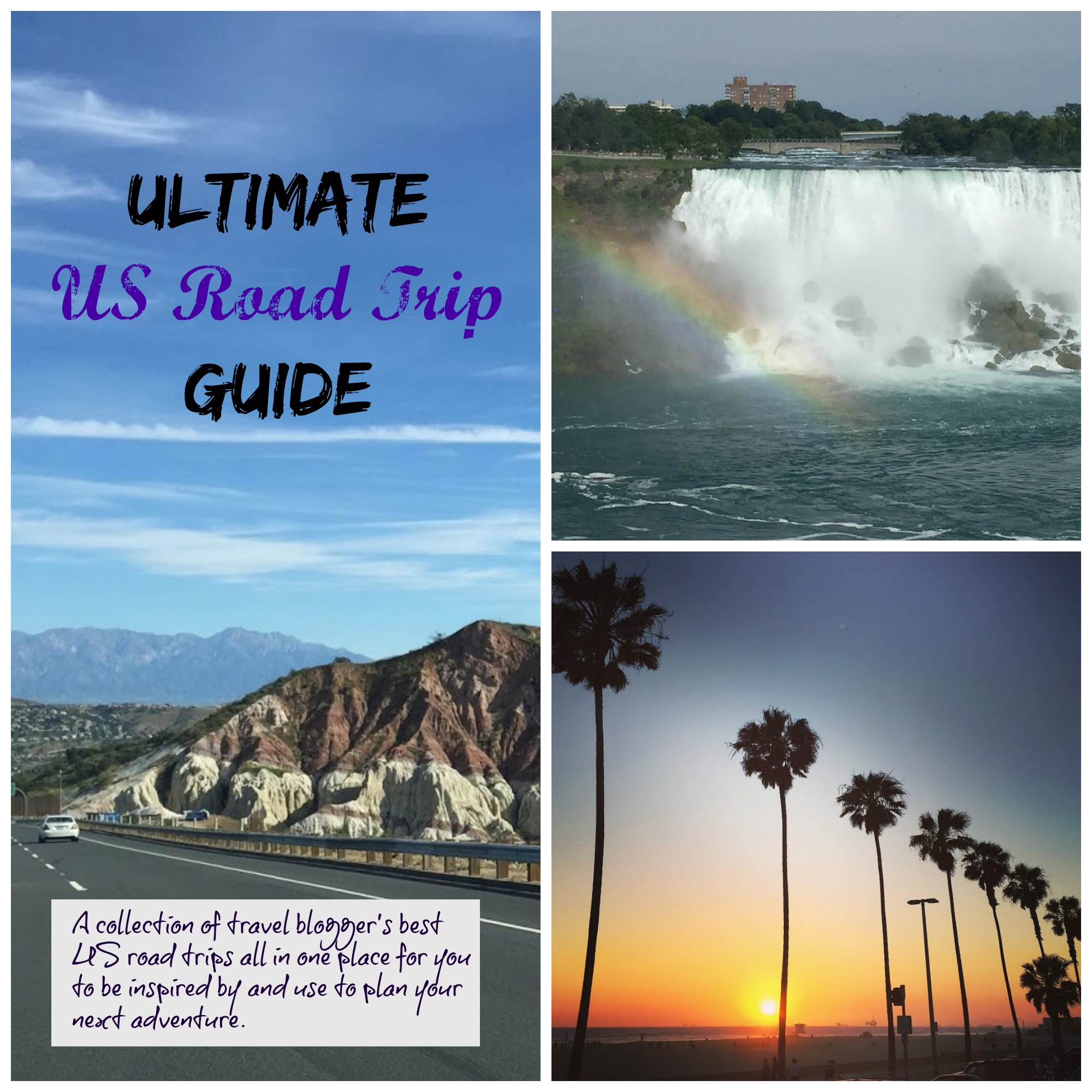 Ultimate US Road Trip Planner The Daily Adventures of Me – Site That Plans Trip For You