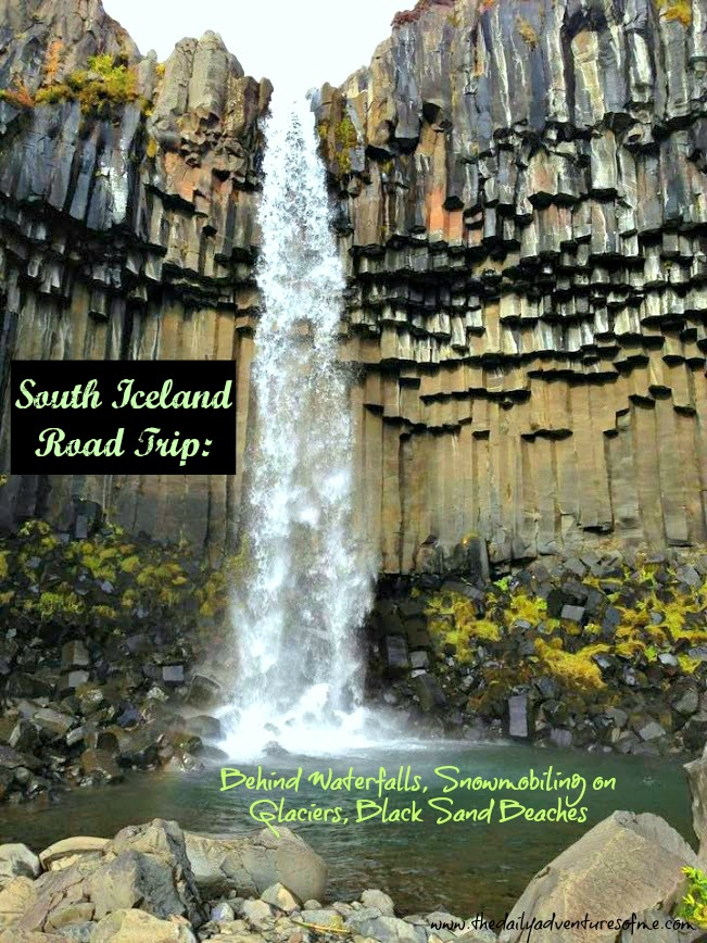 Southern Iceland Road Trip Part 3 Waterfalls