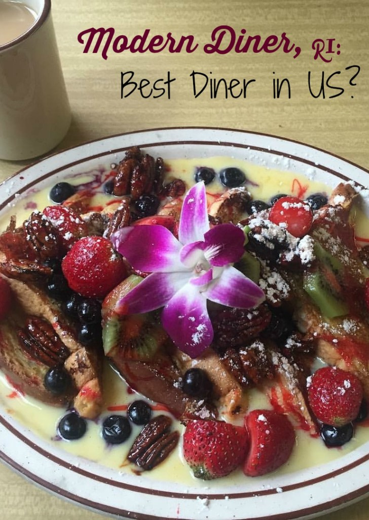 Is the US' best diner in Rhode Island?