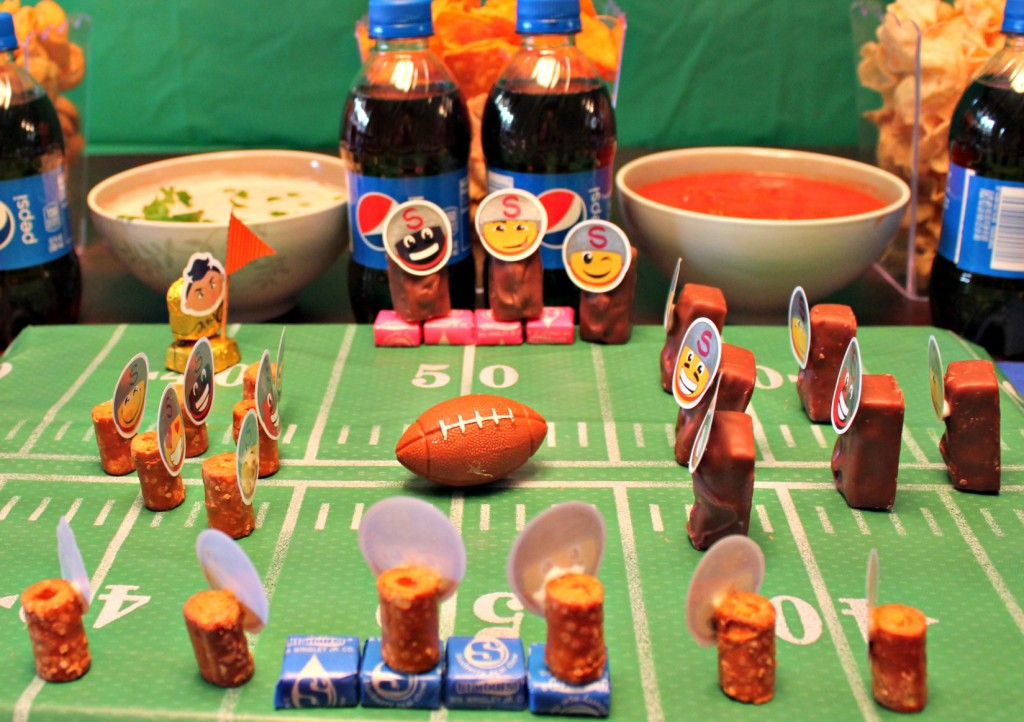 simple snack stadium