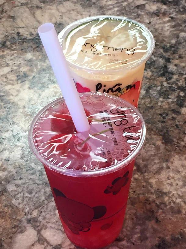 bubble tea obsession