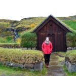Photo of Carly Moore from Girl Out of Bounds in Iceland.
