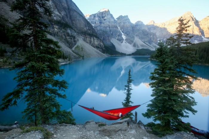 best time of year to visit banff national park