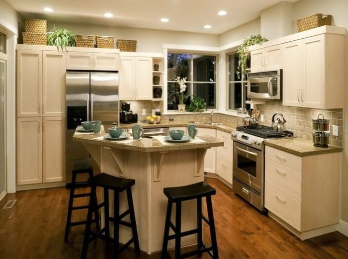 19 unique kitchen island ideas for every space and budget - Inexpensive kitchen island ideas ...