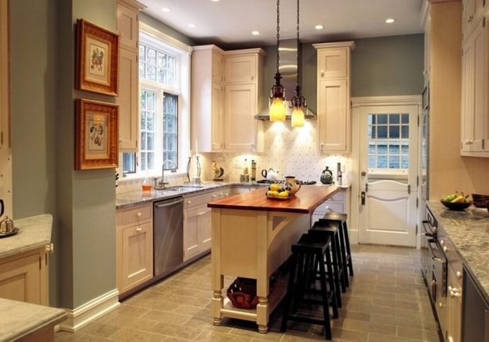 19 Unique Small Kitchen Island Ideas for Every Space and Budget ...