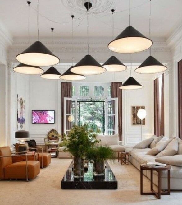 Living Room Lighting Ideas Pictures: 17 Beautiful Living Room Lighting Ideas Pictures That Will