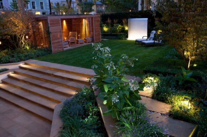 Beautiful Modern Outdoor Landscapes Ideas