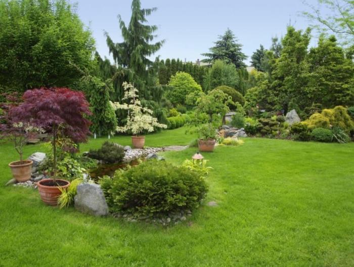 Easy And Simple Backyard Landscaping Ideas and Garden Designs