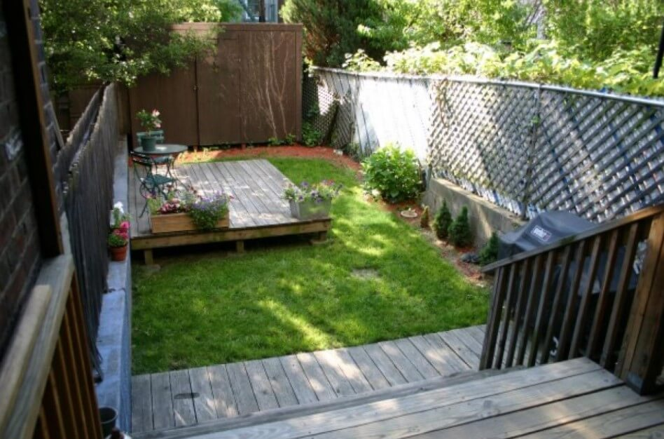 Small Backyard Landscaping Designs Ideas