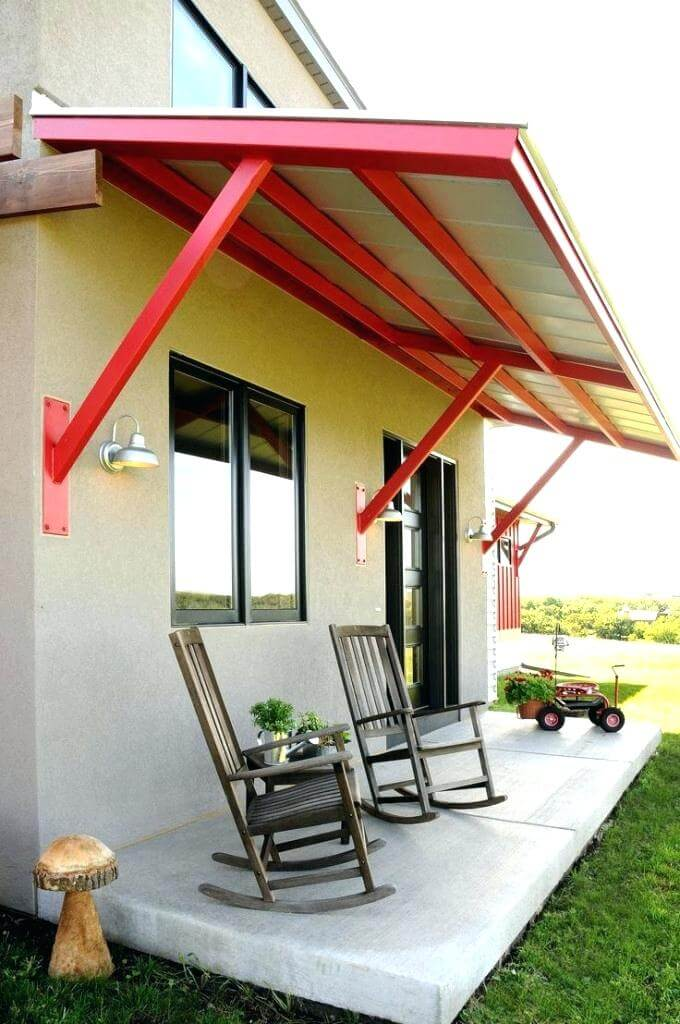 permanent awning model