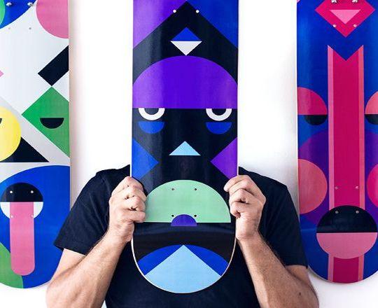 african-mask-skateboards