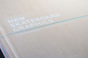 Le livre New Skateboard Graphics