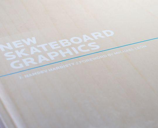 New Skateboard Graphics book
