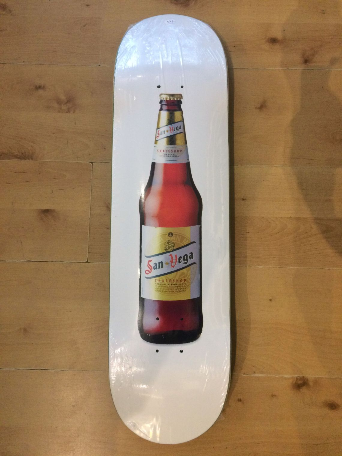 Bottle Vega Skateshop skateboards