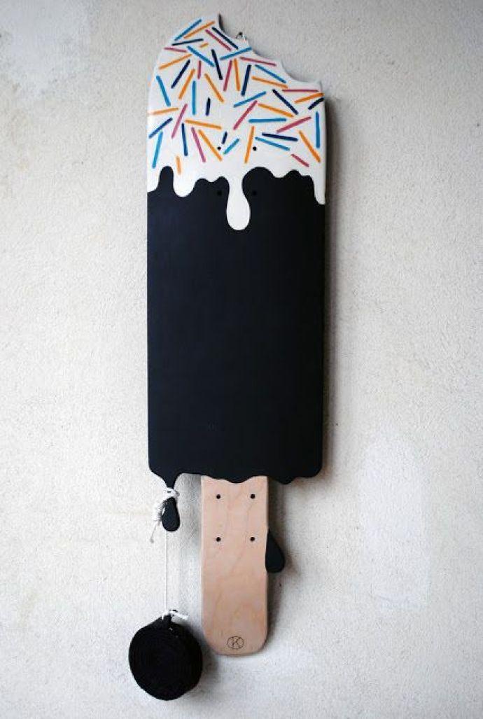 Cristina Vardanega skateboard