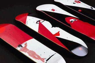 Palette series by CMG x Chocolate Skateboards