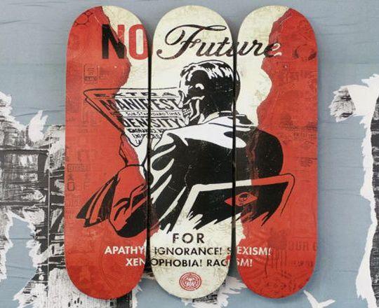 Skateroom Shepard Fairey