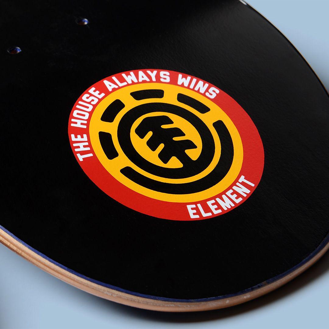 Dealer series by Marcus Dixon x Element Skateboards