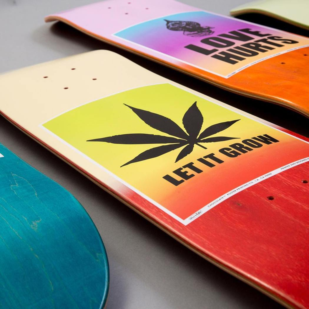Signs Of The Times Series by Chocolate Skateboards | The Daily Board