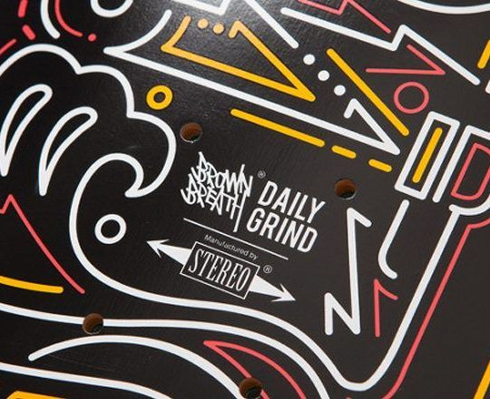 Project B By Yoon Hyup X Daily Grind X Brown Breath 5