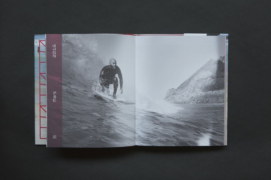 De Biarritz Yearbook Surf 1