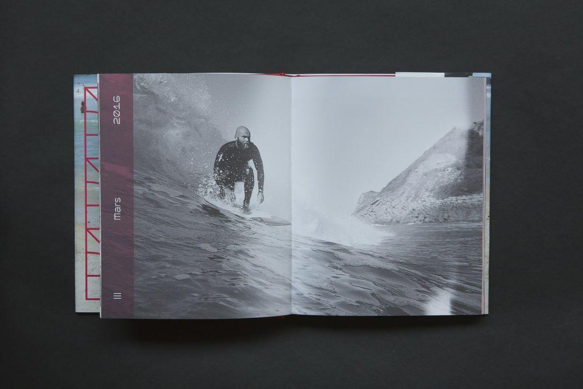 De Biarritz Yearbook Surf 1