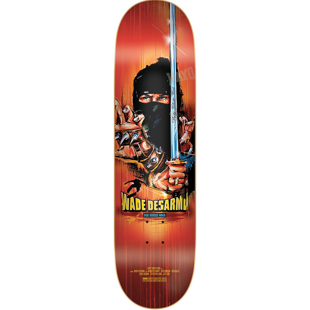 Kung Fu Series Dgk Skateboards 13