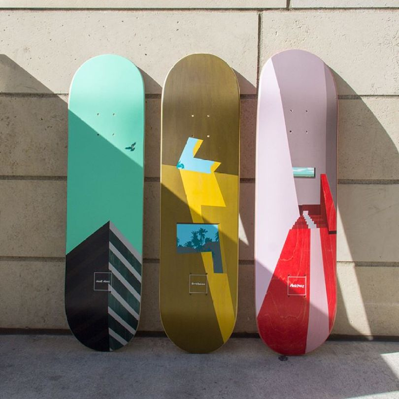 Minimalism Series Chocolate Skateboards 7