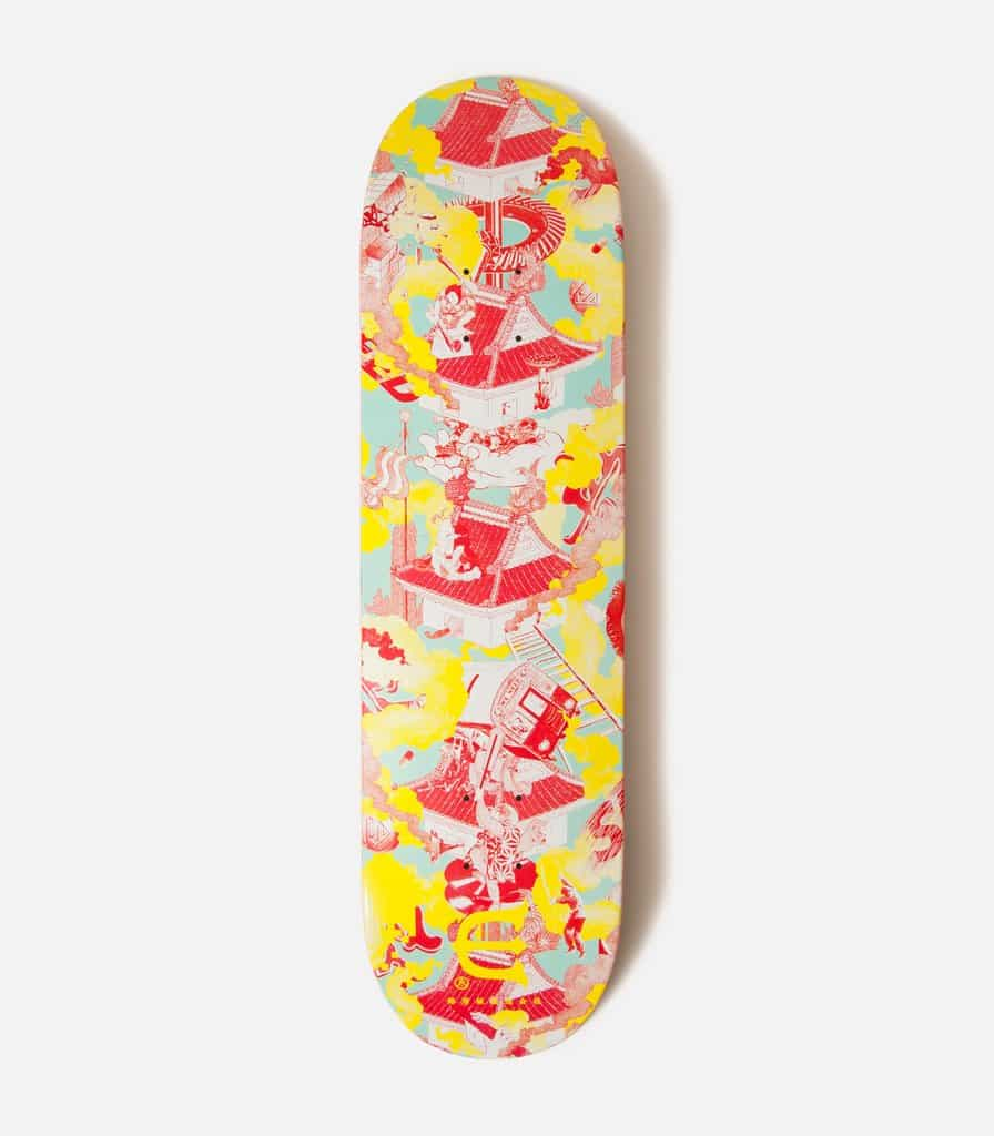 Chill Dosu Taiko By Evisen Skateboards 2