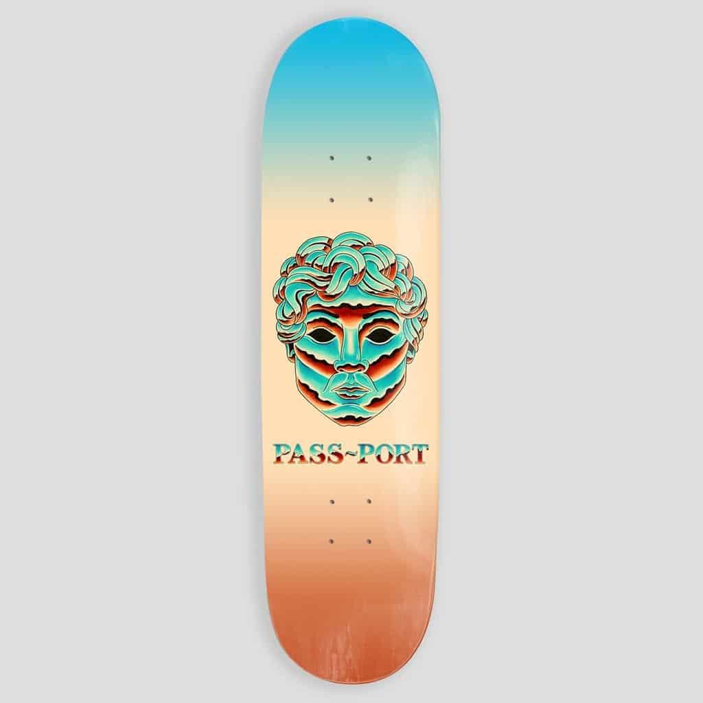 Chrome Series By Passport Skateboards 2