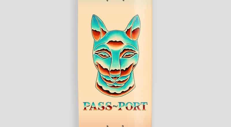 Chrome Series By Passport Skateboards 3