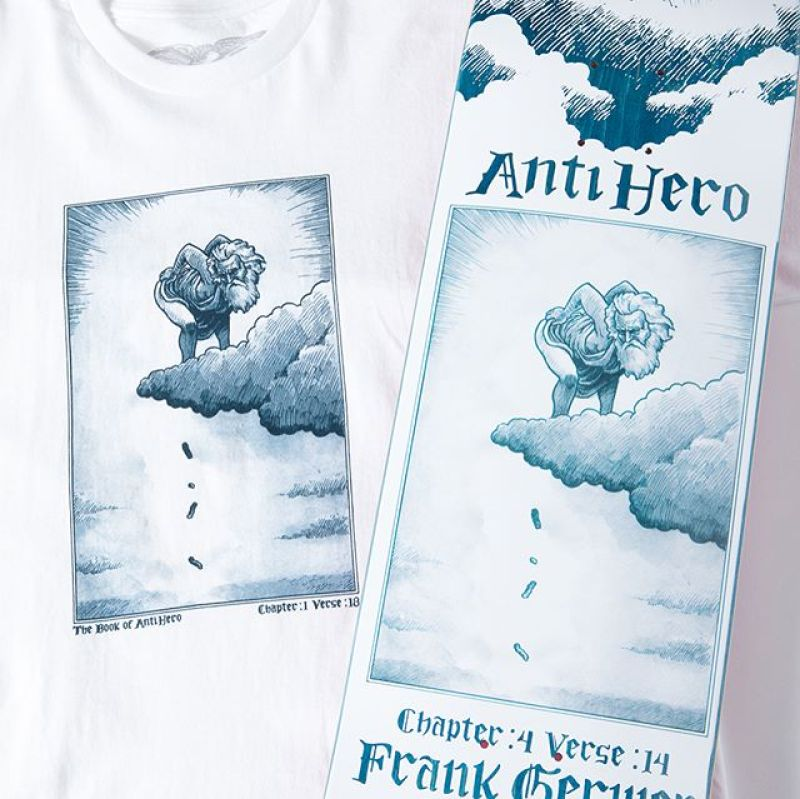 Book Of Anti Hero Series Anti Hero Skateboards 4