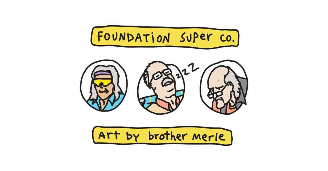 Fondation Brother Merle Skateboards 8