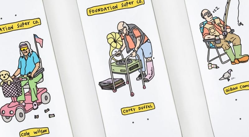 Fondation Brother Merle Skateboards