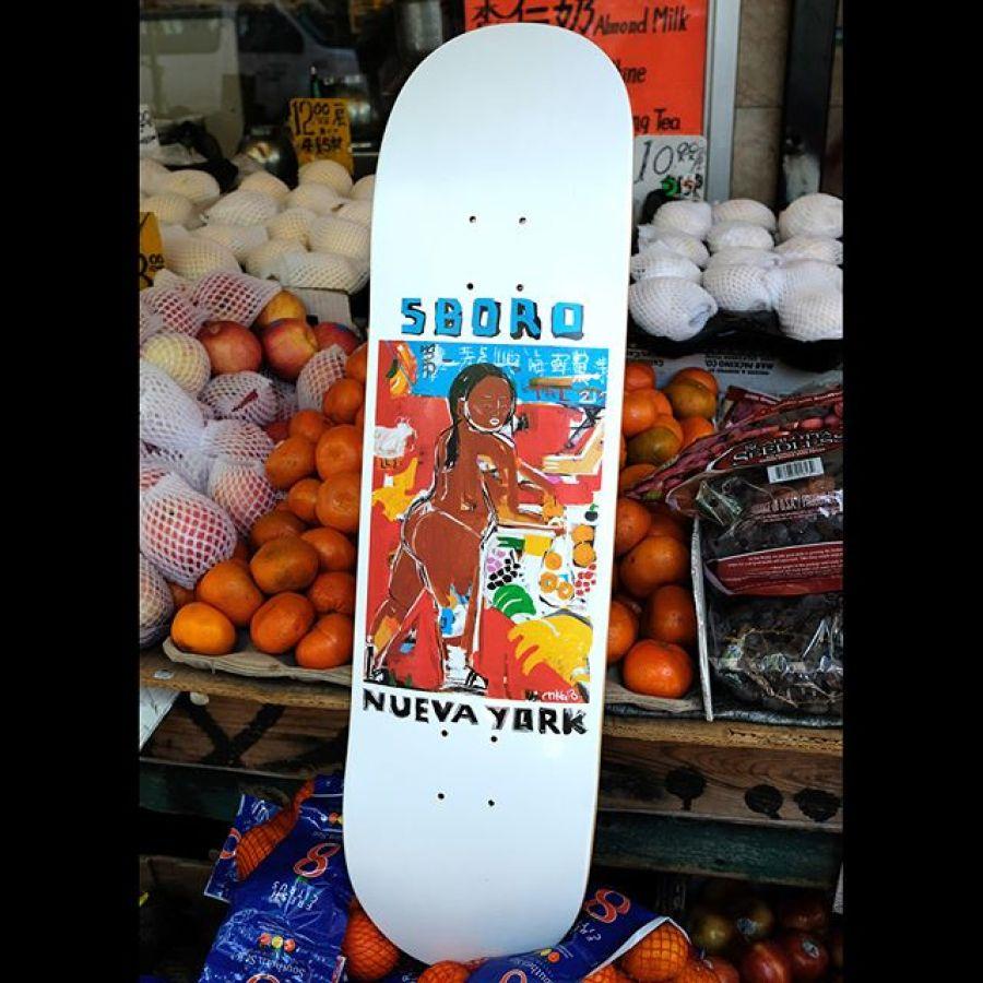 Monica Kim Garza 5boro Skateboards 6