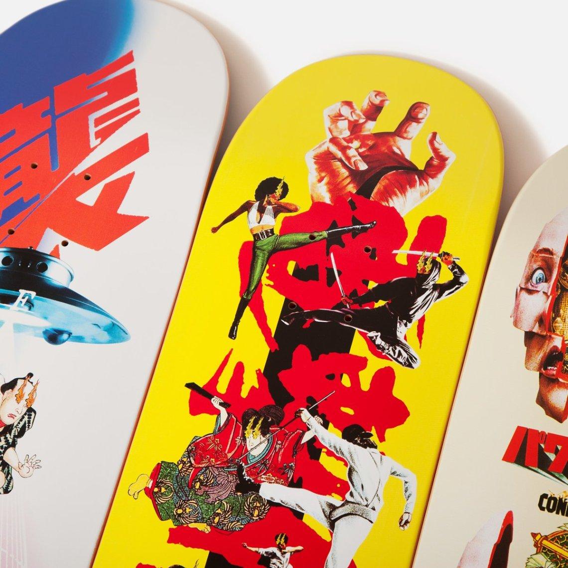 Power Play Series Evisen Skateboards 1