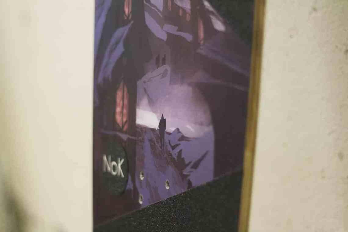 Arcane Borealis Par NOK Boards 3