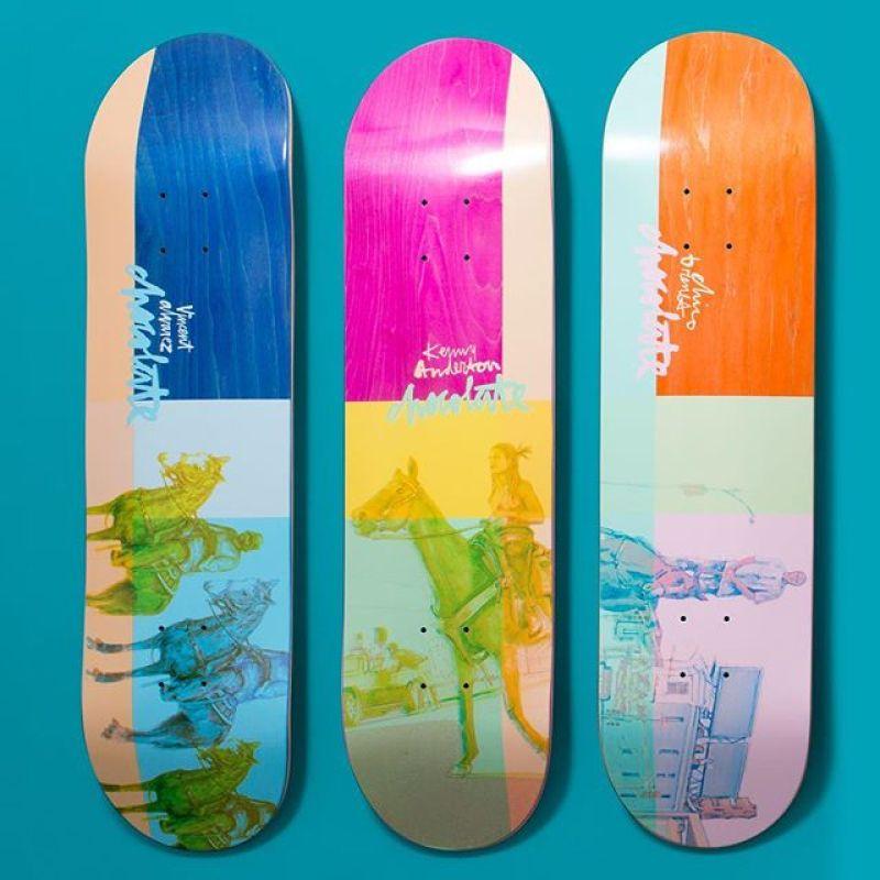 Chocolate City Cowboys Series By Chocolate Skateboards 4