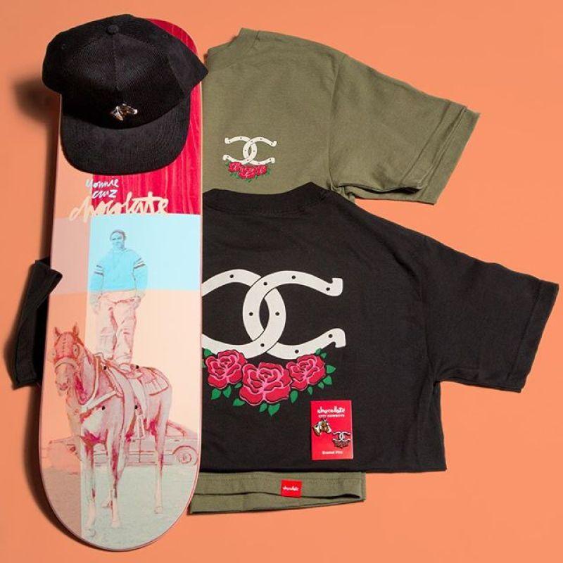 Chocolate City Cowboys Series By Chocolate Skateboards 6