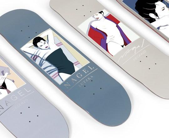 Nagel Darkstar Skateboards 11