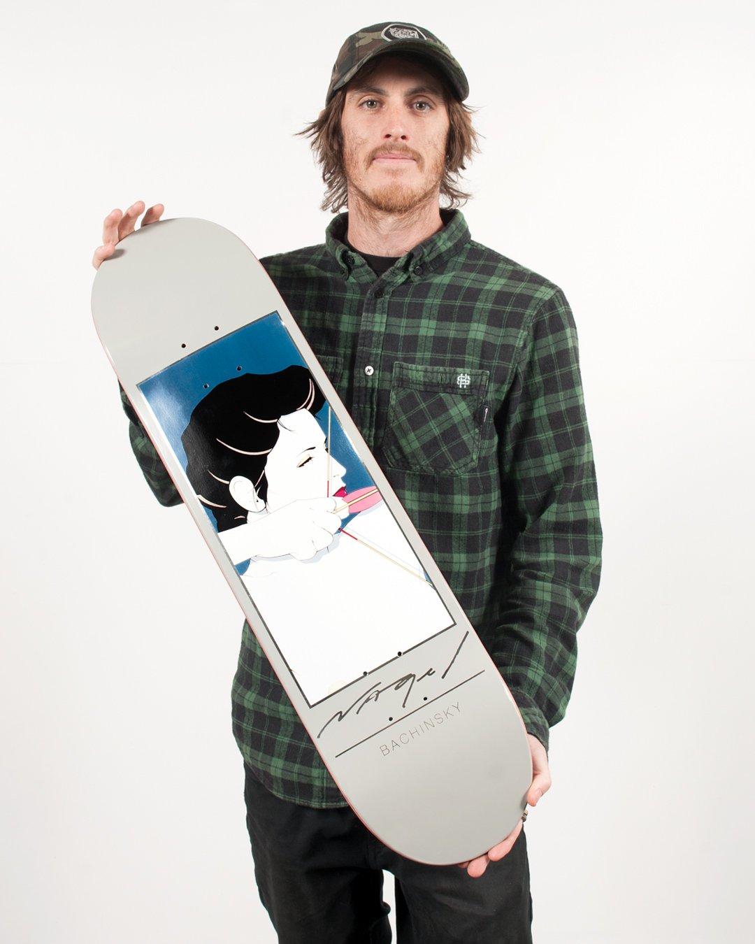 Nagel Darkstar Skateboards 3