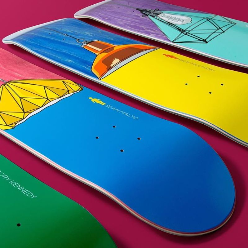 The Illuminated Series By Girl Skateboards 1