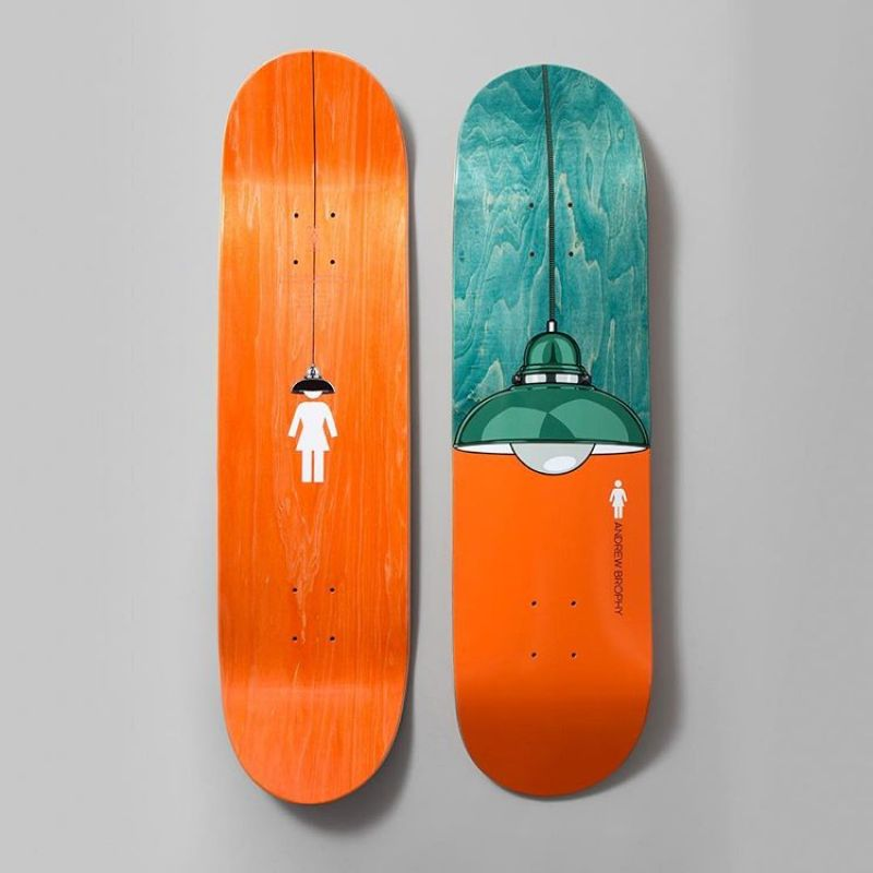 The Illuminated Series By Girl Skateboards 6