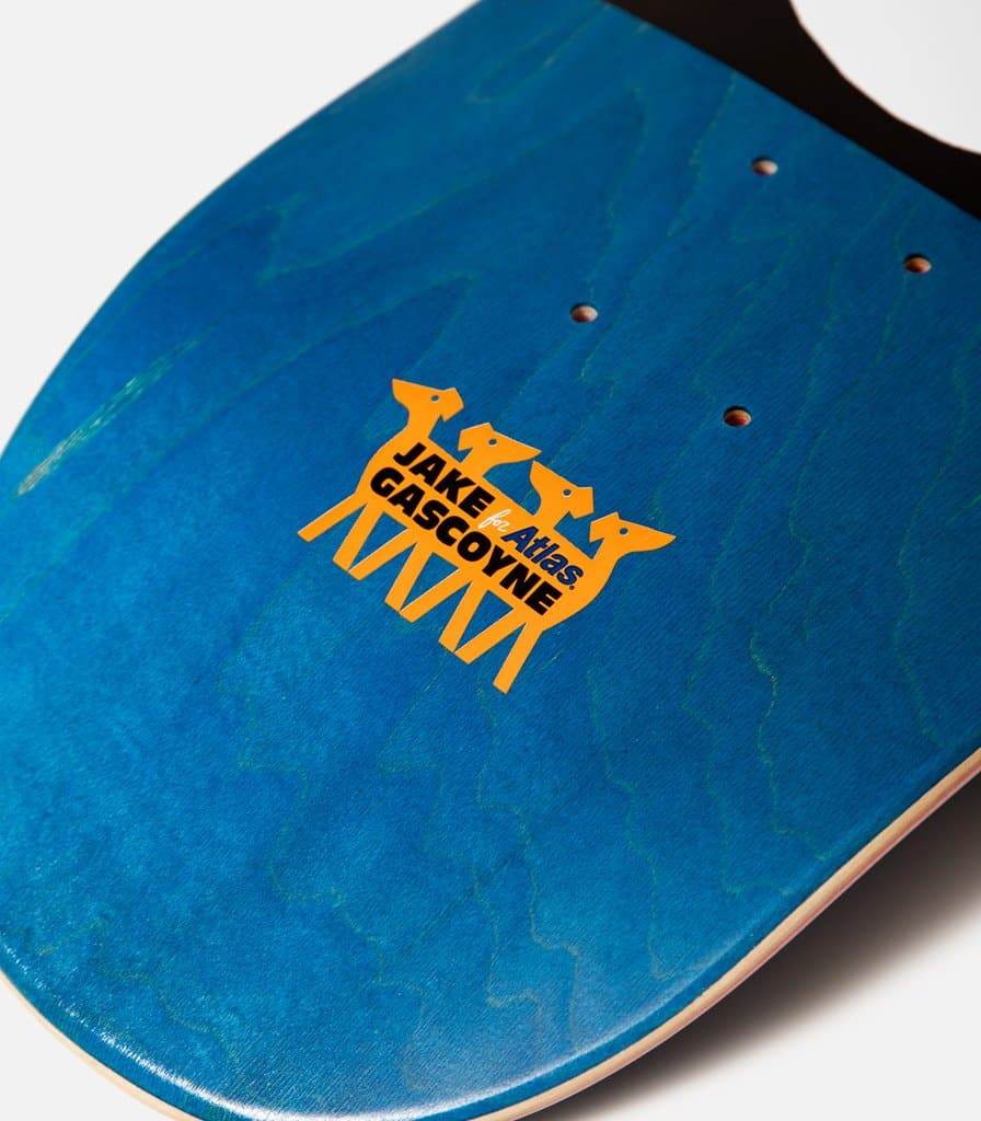 Jake Gascoyne X Atlas Skateboarding 3