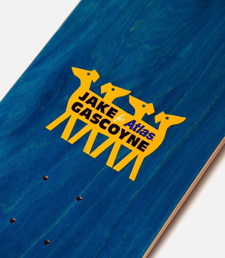 Jake Gascoyne X Atlas Skateboarding 4