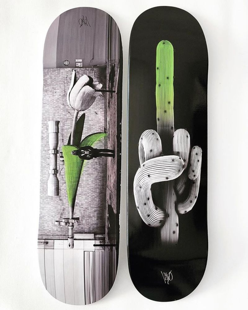 Ludo Skateboards 3