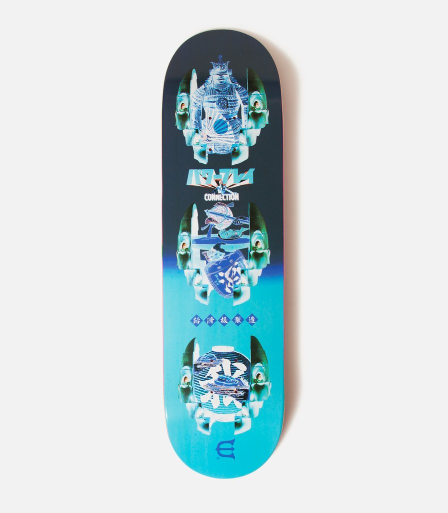 Evisen Skateboards New Series 6